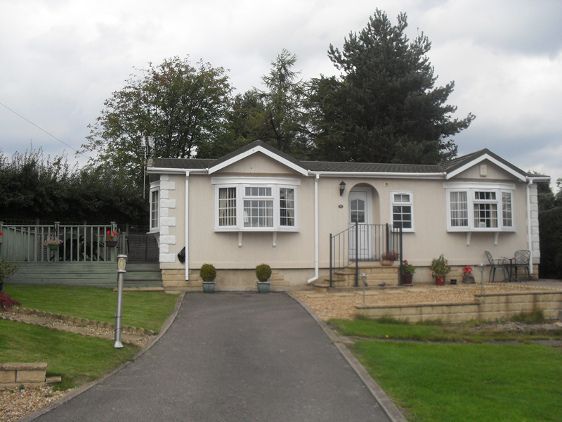 Residential Park Home Knaresborough With Scotton Park